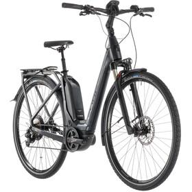 Cube Touring Hybrid SL 500 KIOX E-Trekking Bike Easy Entry black